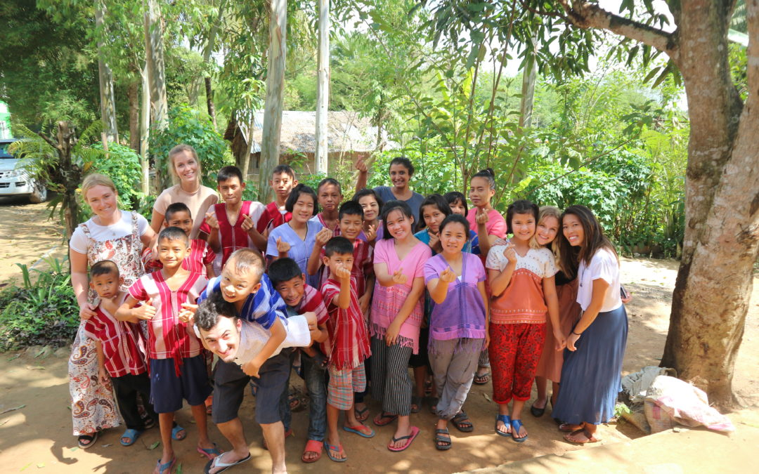 Reasons to Volunteer: A Look into the Pala-U Orphanage