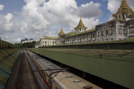 The city of Yangon offers limitless possibilities for exploration.