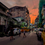 Explore Yangon and other cities.