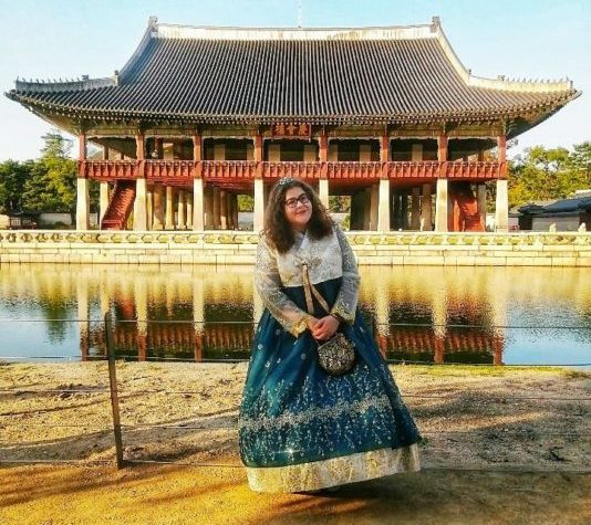 Meet Beth, as she starts her journey to teach in South Korea