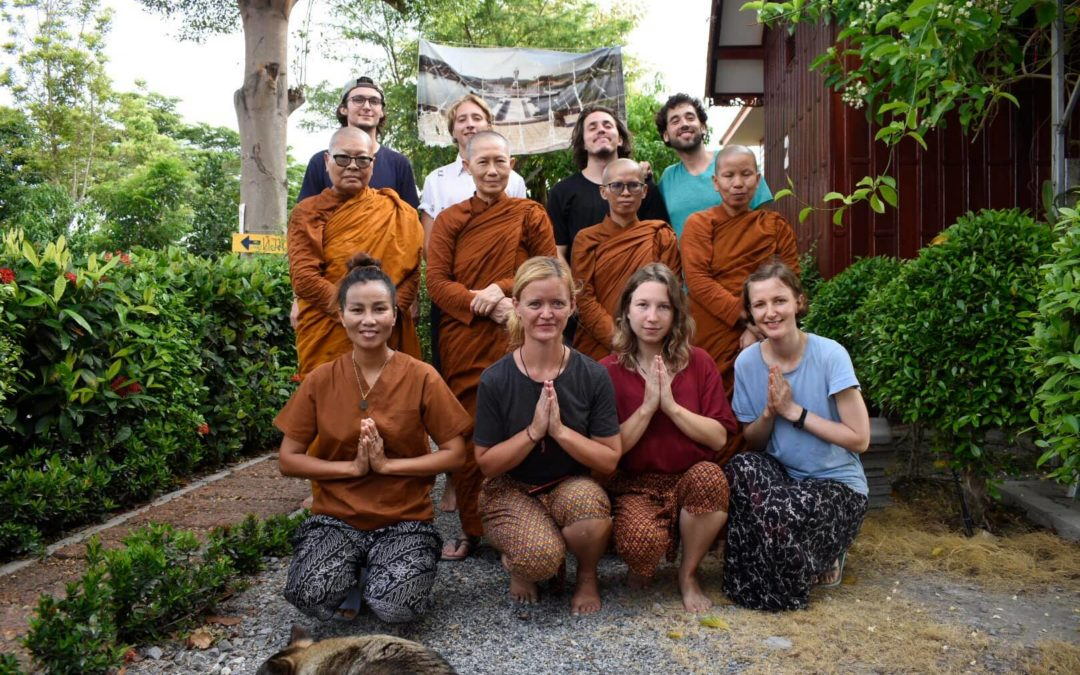 Volunteer in Thailand whilst Teaching: Ané's Story