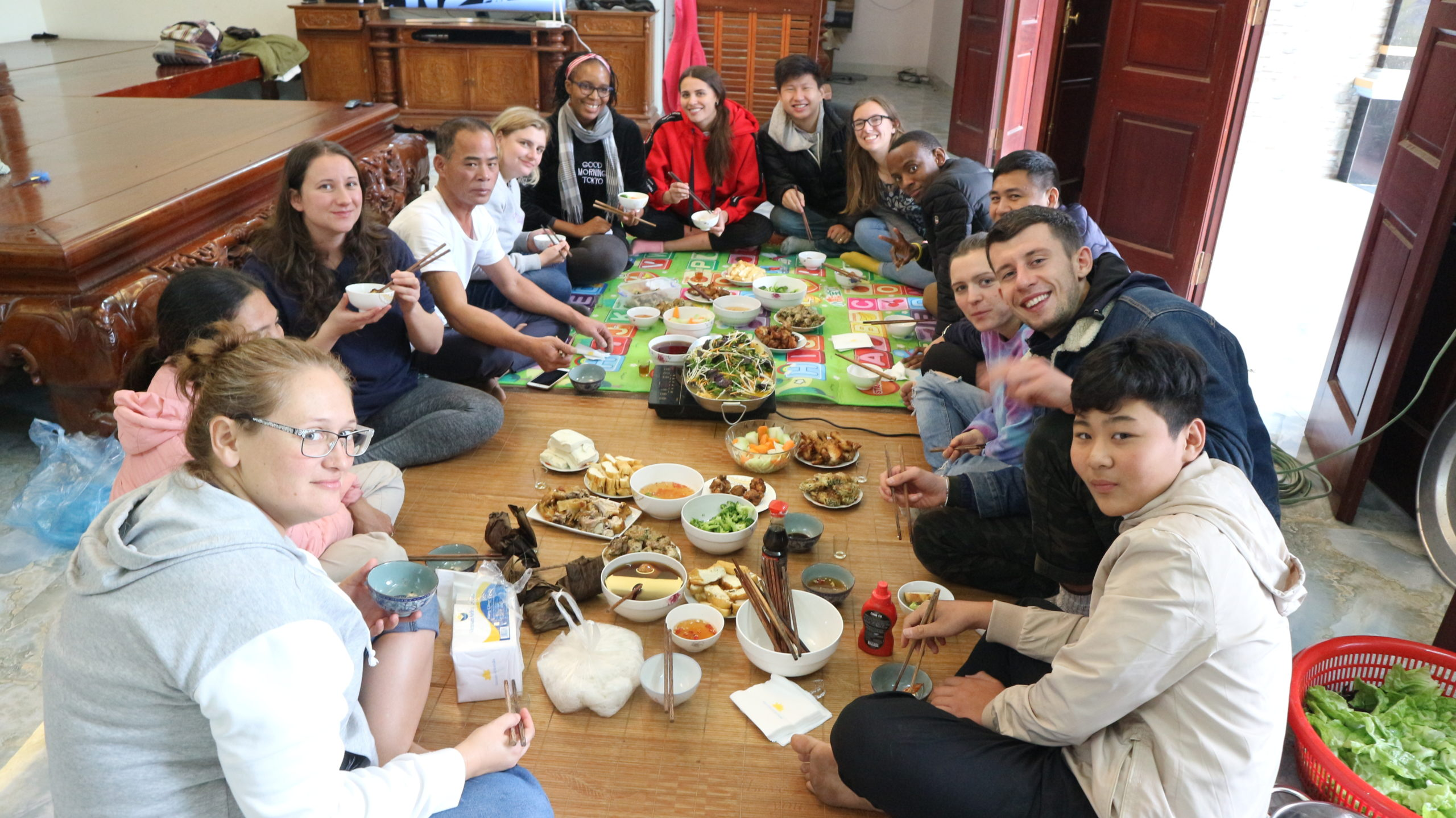 Earning a TESOL in Vietnam means that you can experience the culture from day one AND do it with a group of people who are also learning to teach, just like you!