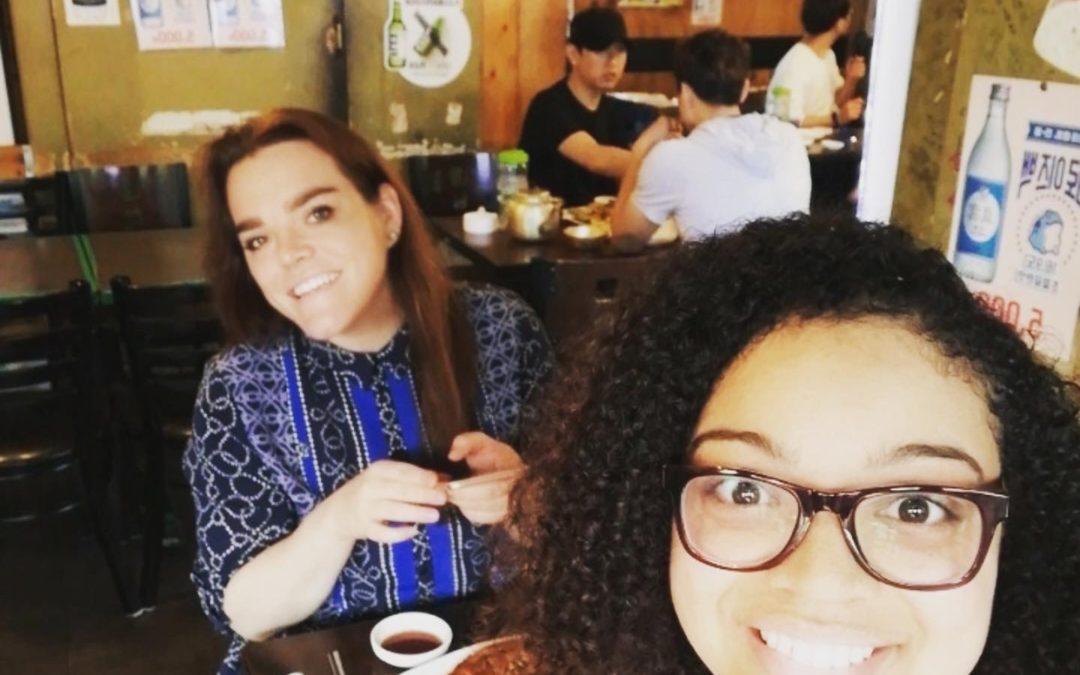 Get Steph to Korea! Surviving Quarantine in South Korea