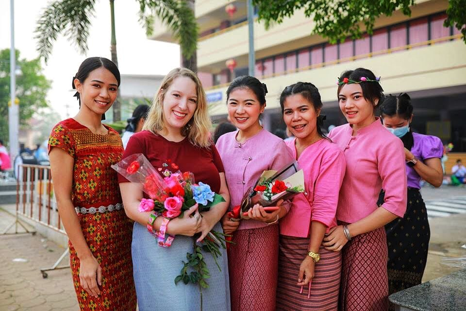 Did you know that Thailand has a day dedicated to teachers?