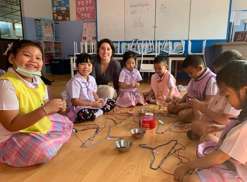 Teaching in Thailand is a great way to enrich your students' lives by providing them with English lessons, and have amazing experiences yourself.