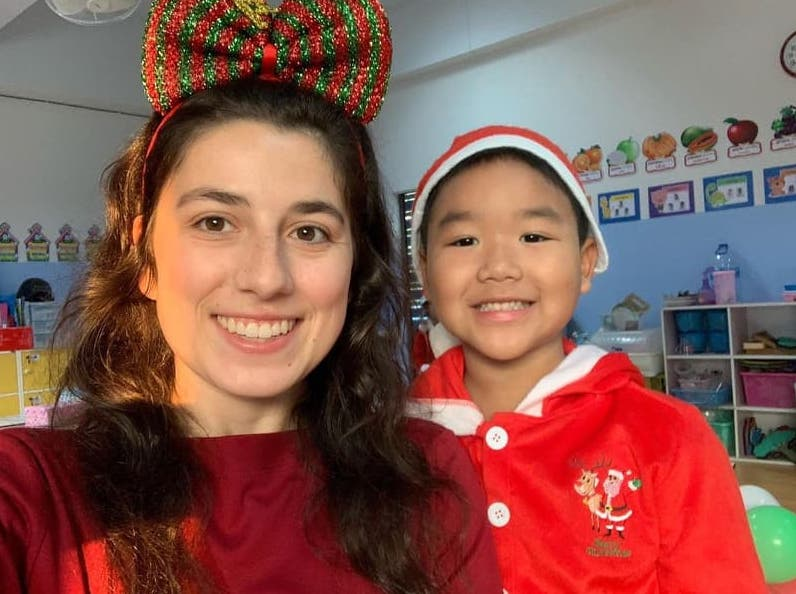 TESOL alumn Casey shares her story teaching in Northern Thailand!